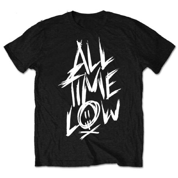 ALL TIME LOW Black Unisex T-Shirt